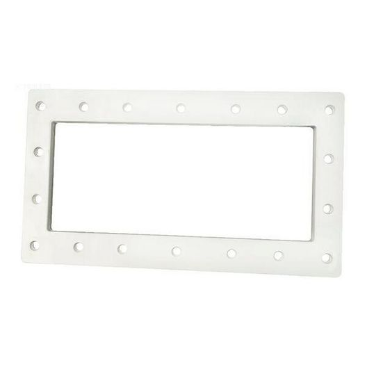 Replacement Widemouth Faceplate - White