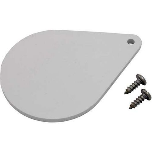 Trim Plate - with Screw