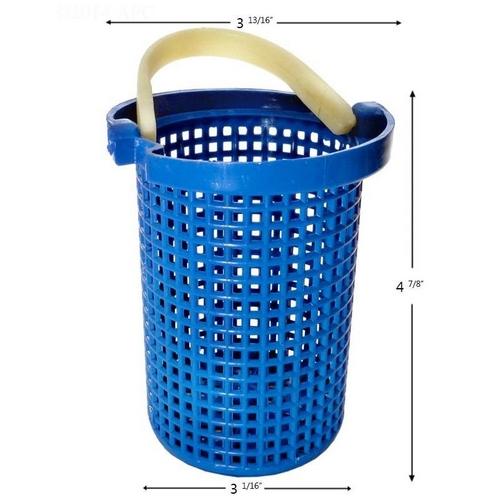 Aladdin Equipment Co - Plastic Basket for Sta Rite 4in.