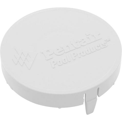 Pentair - Logo Disk, White Admiral Skimmer Lid