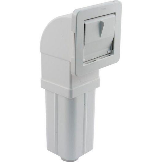 Complete Skim Filter, 20 Sq.Ft, White
