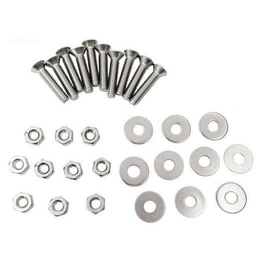 Screws, Washers and Nuts F/Mount
