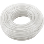 Blue-White - 100' Section of 3/8in. O.D. Vinyl Suction Tubing - 605852