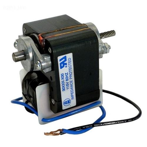 Blue-White - Motor Assembly 115V for 30 and 45 Rpm