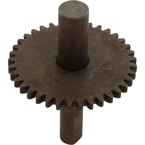 Stenner Pumps - Output Gear/ in. Din. Shaft Assembly