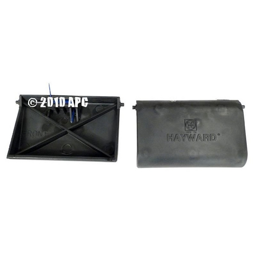 Hayward - Flap Kit (Black): Front and Rear Flaps and Springs