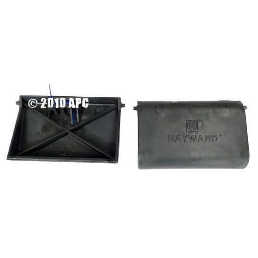 Flap Kit (Black): Front and Rear Flaps and Springs