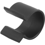 360 Pool Cleaner Bag Tie Collar, Black