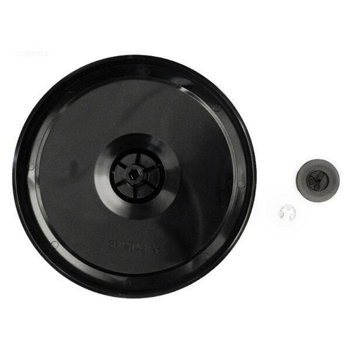 Polaris - 360/380 Pool Cleaner Single Side Wheel, Black