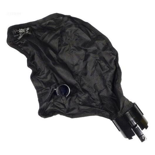 Polaris - 360/380 Pool Cleaner Velcro All-Purpose Bag, Black - 606539