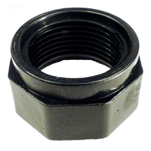 Polaris - Pool Cleaner Feed Hose Nut, Black