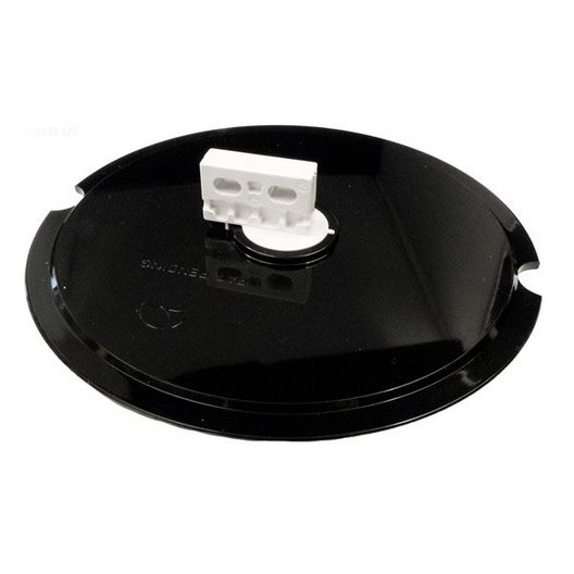 280 Pool Cleaner Large Axle with Sand/Gravel Guard, Black