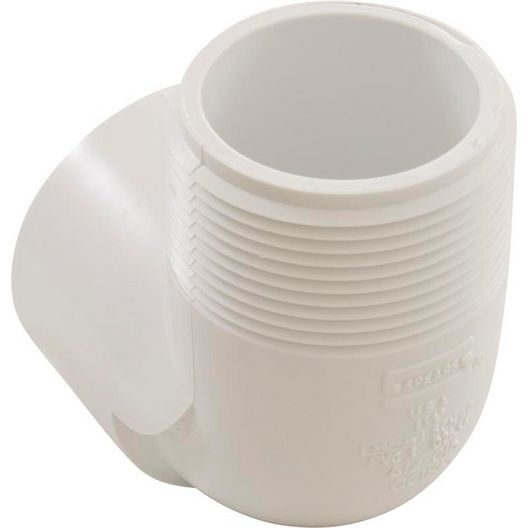 "Zodiac - Street Elbow for Cleaners 1.5"" x 1.5"" - 606600"