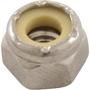 Replacement Nut lock hex nylon