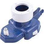 Pentair - Kreepy Krauly Pool Cleaner Venturi Shell, Blue - 607191
