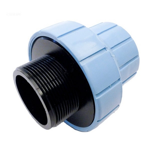 Polaris - 65/Turbo Turtle Pool Cleaner Adapter Kit for 1-1/4in. or 2in.