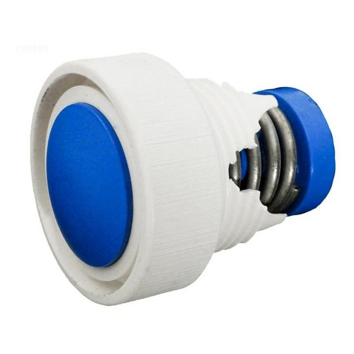 Pentair - Pressure Relief Valve, Blue F/Wall Fitting