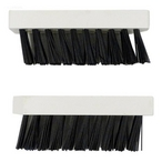 Center Brush Kit, 2 Pack for Great White