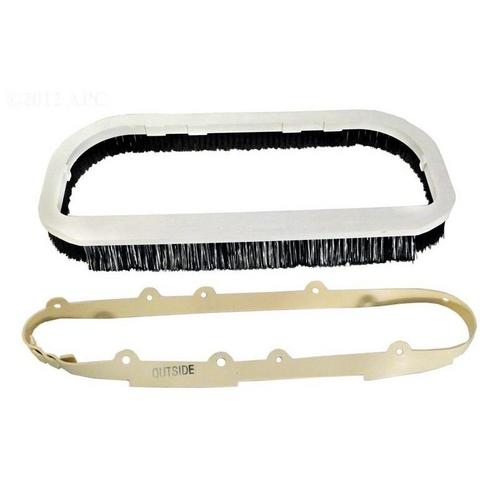 Kreepy Krauly - Brush Kit with Skirt for Great White