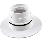 Turbo to QuikClean Adapter, White