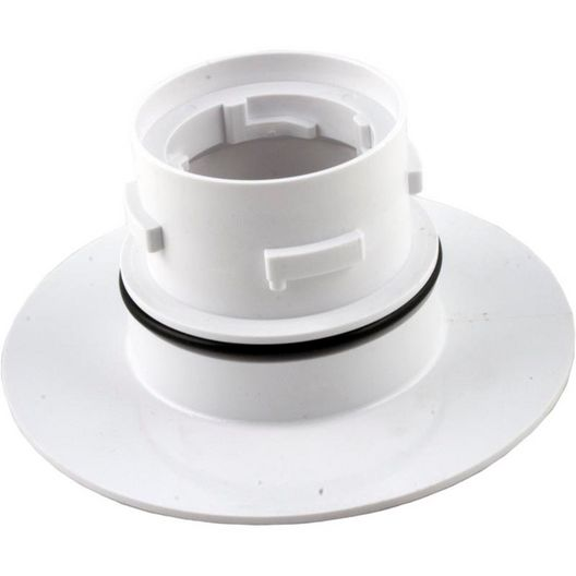 A&A Manufacturing - Turbo to QuikClean Adapter, White - 607317