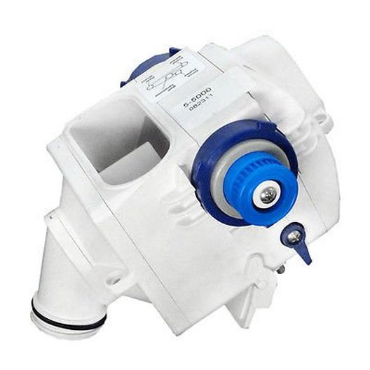 A&A Manufacturing - Caretaker Replacement Step Cleaning Head, Cream - 607318