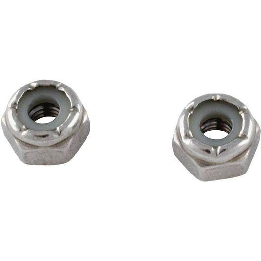 Pentair - Kreepy Krauly Pool Cleaner Roller Arm Nut (2) - 607400