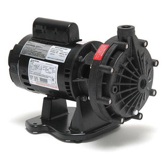 LA01N 3/4 HP Booster Pump for Pressure Side Pool Cleaners, 115V/230V