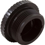 Eyeball Inlet, Slotted, Black