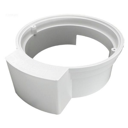 Pentair - Leveler Top Ring, White