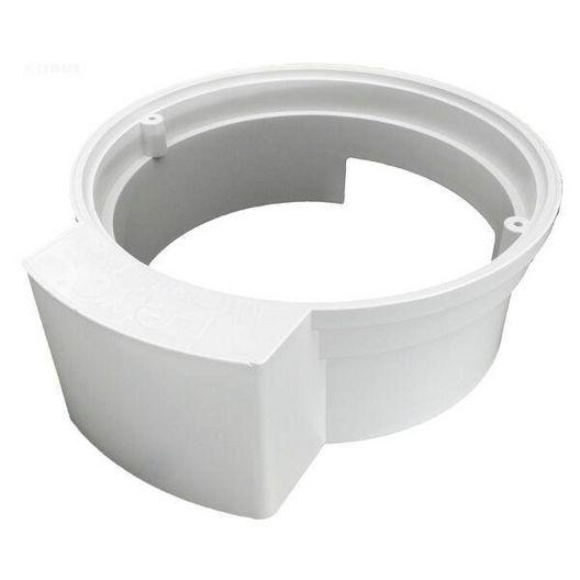 Pentair - Leveler Top Ring, White - 607767