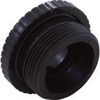 Inlet, Eyeball Fitting 3/4in., Black