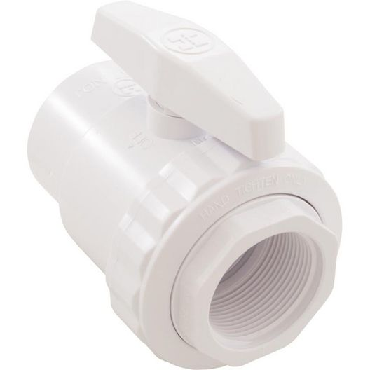 Two Port 1-1/2in. FIP Pipe Trimline Ball Valve