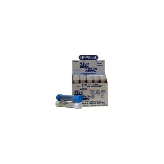 Atlas Minerals & Chemical - Putty, Epoxybond - White (Set) - 608010