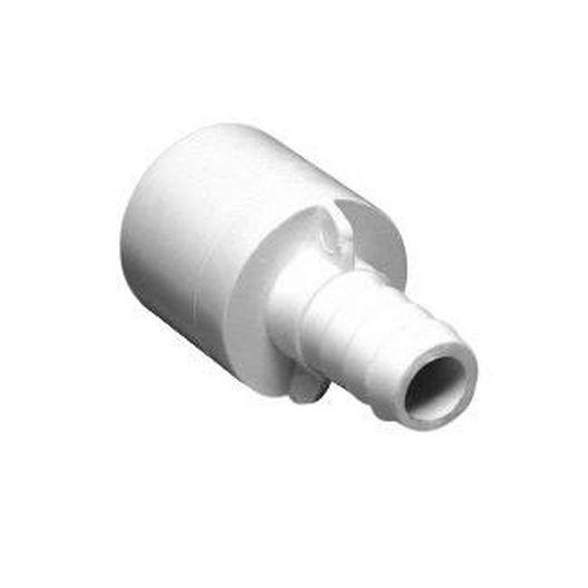 Waterway - Adaptor; 1/2in. SPG x 3/8in. Barb - 608030