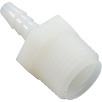 Adapter, Hose 1/2in. MPT x 1/4in. Barb