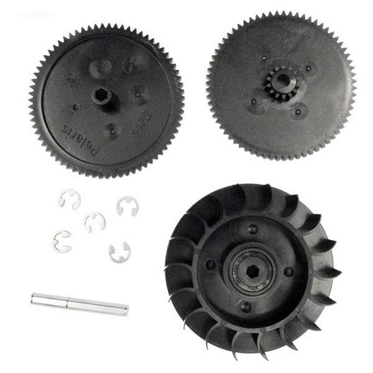 Polaris - Drive Train Gear Kit for 360/380/360 BlackMax/380 BlackMax - 60804