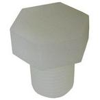 A&M Industries - Plug, Nylon, NPTM, 1/8in. - 608072