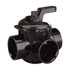 "Pentair - 263026 Three-way Diverter Valve with 2"" CPVC Pipe - 608096"