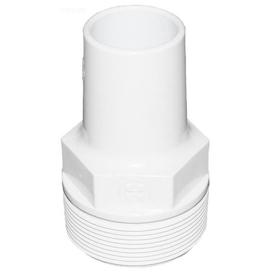 Hayward - Hose Adapter, 2in. MIPX 1-1/2in. Hose Male Red - 608120