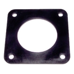 C Gasket, Pot to Volute, 3-1/4in. x 3-1/4in. Outside, Rubber