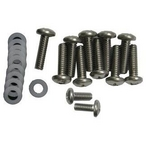 Niche Screw with Plastic Washer (Set of 10)
