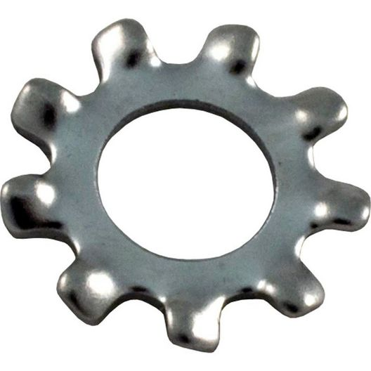 """DUPLICATE SKU. DO NOT REACTIVATE. Lock Washer, 3/8"""" OD, 3/16"""" ID, Stainless Steel - 609117"""