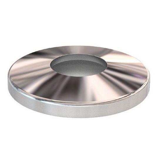 Perma-Cast - Escutcheon Chrome Plated Cycolac - 609298