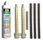 "S.R. Smith - Epoxy Kit for Flyte Deck II Diving Stand with Three 6"" x 1/2"" Bolts - 609303"