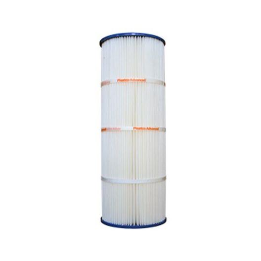 Pleatco - Filter Cartridge for Jandy Industries CT-75 (open w/step), Waterco Trimline C-75 (open w/step) - 609368