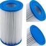 Filter Cartridge for SLM Buddy-L Waterworks Empire Pelican Rec. Haughs D8 Skim Filter H20 Rec.