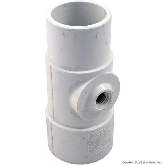 Waterway - Tee Adapter, 1-1/2in. S x 1-1/2in. SPG. X3/8in. - 609747