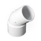 Plumbing Supplies 45deg. SPG x SKT Elbow