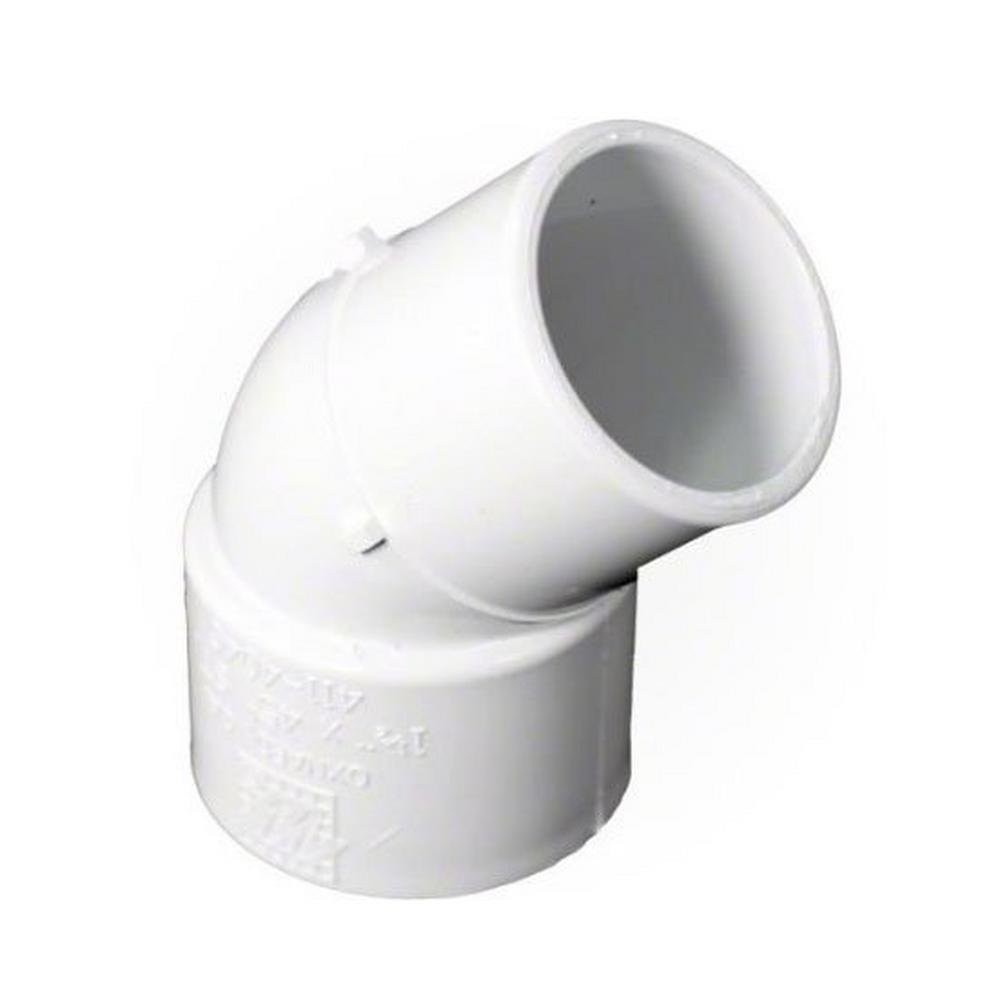 Plumbing Supplies 45deg. SPG x SKT Elbow image